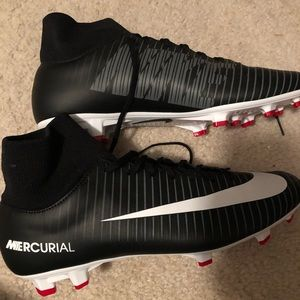 Nick Mercurial Soccer Cleats
